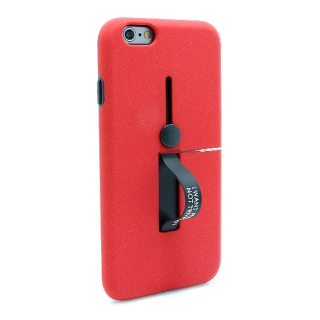 Futrola Finger Strap za Iphone 6G/Iphone 6S crvena