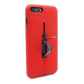 Futrola Finger Strap za Iphone 7 Plus/Iphone 8 Plus crvena