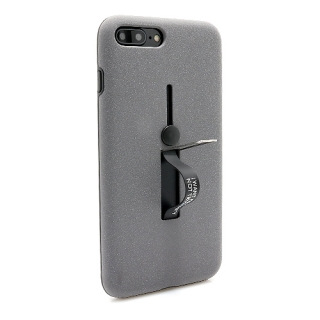 Futrola Finger Strap za Iphone 7 Plus/Iphone 8 Plus siva