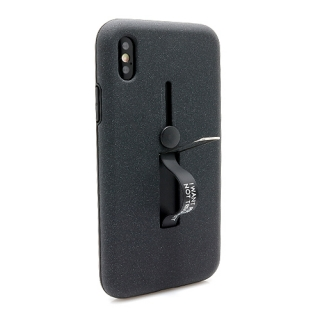 Futrola Finger Strap za Iphone X/ Iphone XS crna