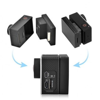 Back up baterija za GoPro Hero 3/3+/4 1000mAh