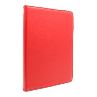 Futrola FASHION CASE rotirajuca za iPad 5 Air crvena