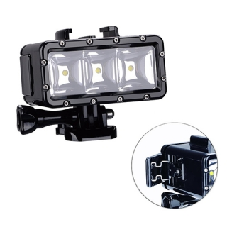 Led lampa za ronjenje za GoPro Hero 4s/4/3+/3/2 model 1