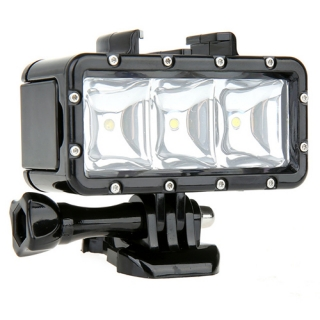 Led lampa za ronjenje za GoPro Hero 4s/4/3+/3/2 model 3