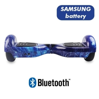 HOVERBOARD S36 BLUETOOTH URBAN SKY BLUE
