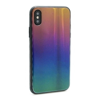 Futrola GLASS Aurora za Iphone X/ Iphone XS DZ02
