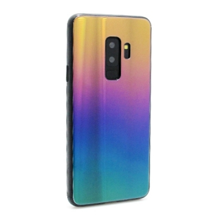 Futrola GLASS Aurora za Samsung G965F Galaxy S9 Plus DZ02