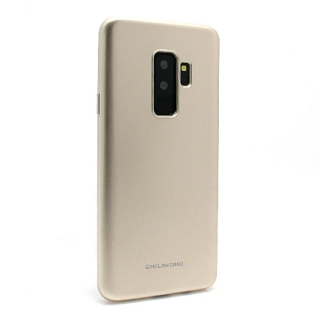 Futrola Jelly za Samsung G965F Galaxy S9 Plus zlatna
