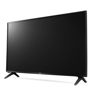 LG 32 inca 32LK500BPLA LED HD ready Black Two pole stand
