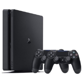 SONY PlayStation 4 Slim 1TB sa 2 DualShock 4 Kontrolera