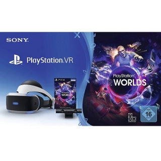Oprema Playstation 4 VR+Camera+VR Worlds