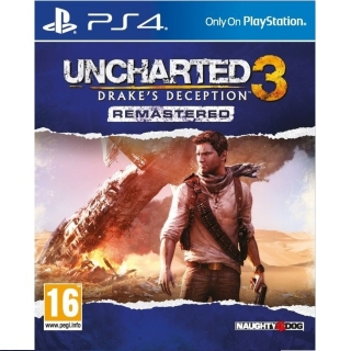 Sony PlayStation 4 Uncharted 3 video igra