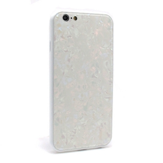 Futrola GLASS Crystal za Iphone 6G/Iphone 6S bela