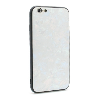 Futrola GLASS Crystal za Iphone 6G/Iphone 6S bela model 1