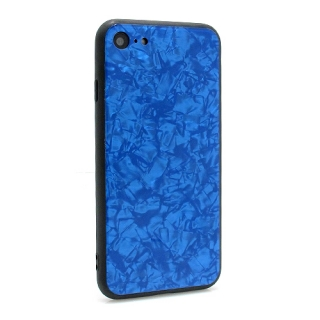 Futrola GLASS Crystal za Iphone 7/Iphone 8 plava model 1