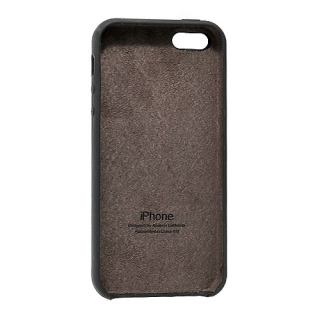 Futrola Silky and soft za Iphone 5G/Iphone 5S/Iphone SE crna