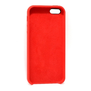 Futrola Silky and soft za Iphone 5G/Iphone 5S/Iphone SE crvena