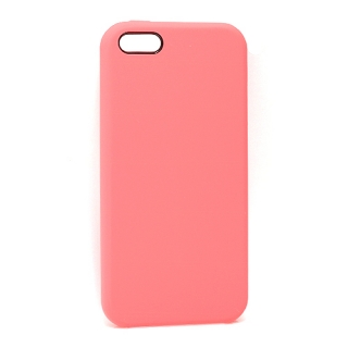 Futrola Silky and soft za Iphone 5G/Iphone 5S/Iphone SE pink
