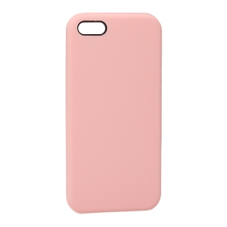Futrola Silky and soft za Iphone 5G/Iphone 5S/Iphone SE svetlo roze