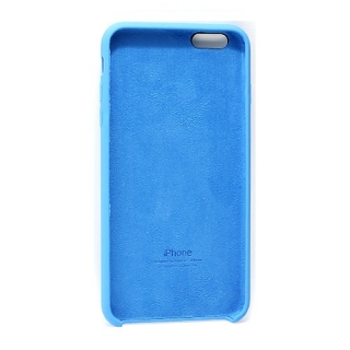 Futrola Silky and soft za Iphone 6 Plus plava