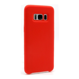 Futrola Silky and soft za Samsung G950F Galaxy S8 crvena