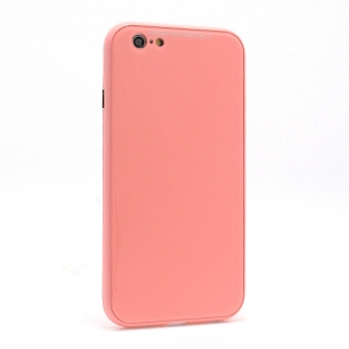 Futrola Magnetic frame 360 za Iphone 6G/Iphone 6S roze