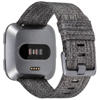 Fitbit Versa Charcoal Women Special Edition