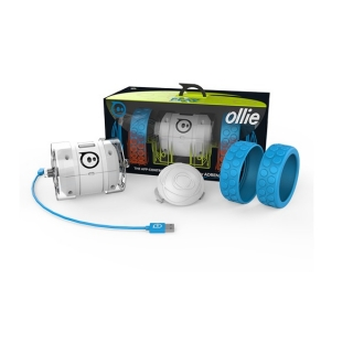 Ollie App-Enabled Robot White