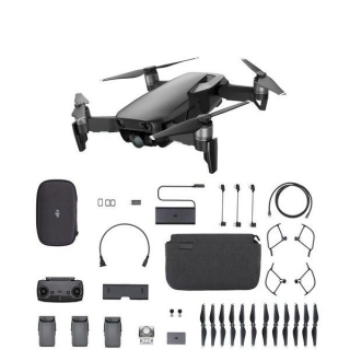 DJI DRON MAVIC Air Onyx Black Fly More Combo