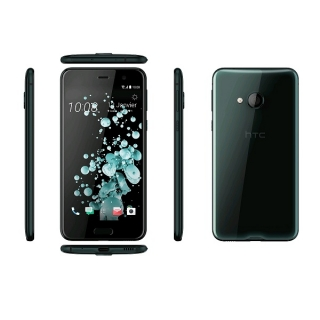 HTC U Play Brilliant Black