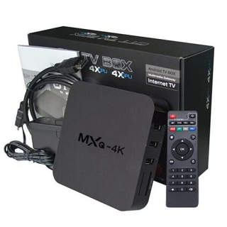 TV box MXQ 4K 1GB/8GB crni