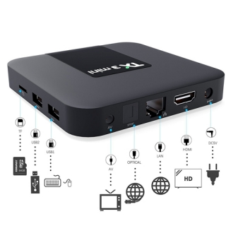 TV box TX3 mini 2GB/16GB crni