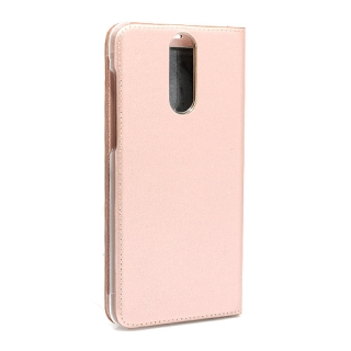 Futrola BI FOLD SMART VIEW za Huawei Mate 10 Lite roze