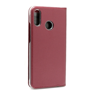 Futrola BI FOLD SMART VIEW za Huawei P20 Lite bordo