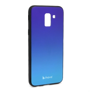 Futrola GLASS Ihave za Samsung J600F Galaxy J6 2018 DZ01