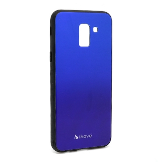 Futrola GLASS Ihave za Samsung J600F Galaxy J6 2018 DZ02
