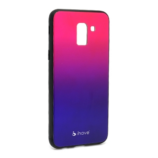 Futrola GLASS Ihave za Samsung J600F Galaxy J6 2018 DZ04