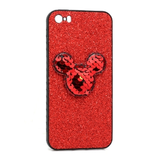 Futrola Colorful Mouse za Iphone 5G/ Iphone 5S/ Iphone SE crvena