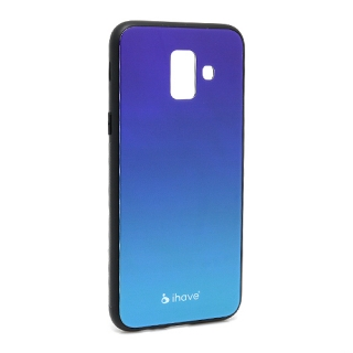 Futrola GLASS Ihave za Samsung A600F Galaxy A6 2018 DZ01
