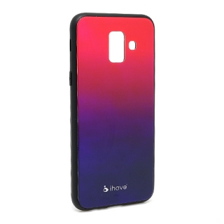 Futrola GLASS Ihave za Samsung A600F Galaxy A6 2018 DZ04