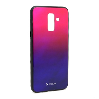 Futrola GLASS Ihave za Samsung A605G Galaxy A6 Plus 2018 DZ04