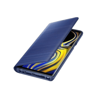 Samsung Galaxy Note 9 Led View futrola na preklop plava