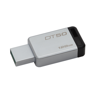 Fleš pen 128GB metalni Data Traveler 50 Kingston
