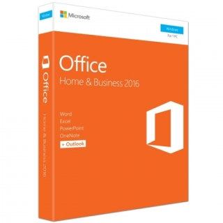 MICROSOFT Office 2016 FPP DVD P2 Home and Business Serbian 32bit/64bit T5D-02721