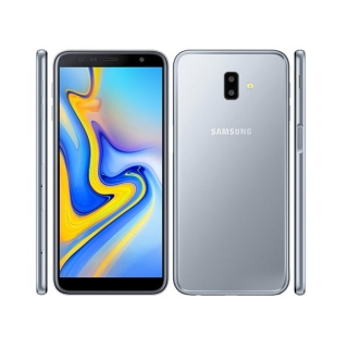 Samsung J6 Plus DS Silver