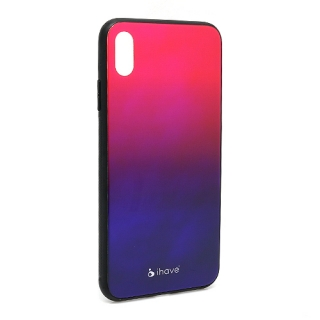 Futrola GLASS Ihave za Iphone XS Max DZ04
