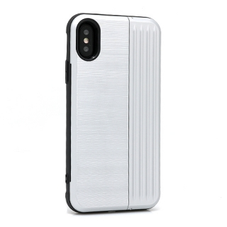 Futrola Pocket Holder za Iphone X/ Iphone XS srebrna