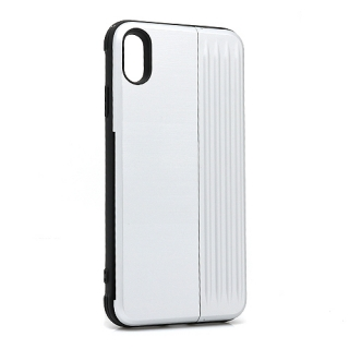 Futrola Pocket Holder za Iphone XS Max srebrna
