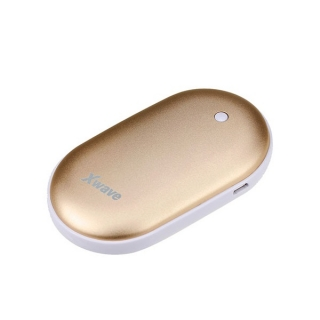 Xwave Warm up 52 gold Power bank 5200mAh + grejac ruku