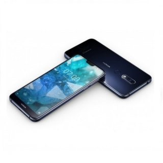 Nokia 7.1 DS Midnight Blue